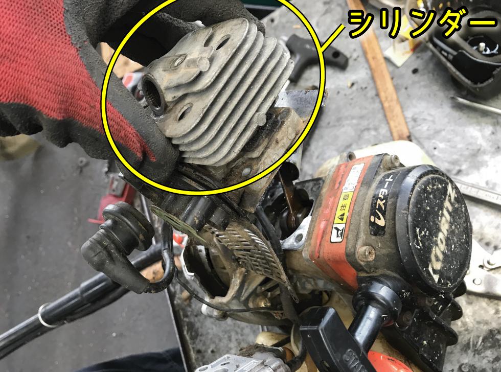 エンジン焼き付き-1
